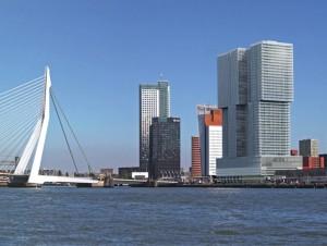 Auto naar sloop Rotterdam