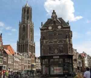 Auto ophalen binnenstad Utrecht