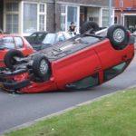 Auto sloop haalt schadeauto op in Groningen