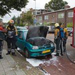 Auto sloop Haarlem ophalen uitgebrande schadeauto