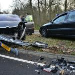 Auto sloop Tilburg ongeval binnen bebouwde kom
