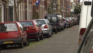 Sloperij Den Haag oude auto ophalen