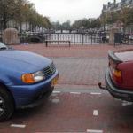 Sloperij Haarlem auto ophalen binnenstad